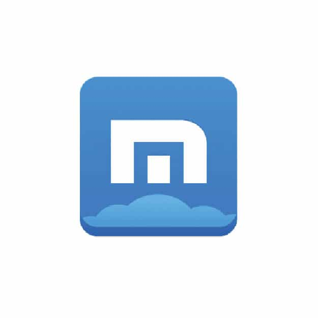 Maxthon Cloud Browser 5.2.6.1000